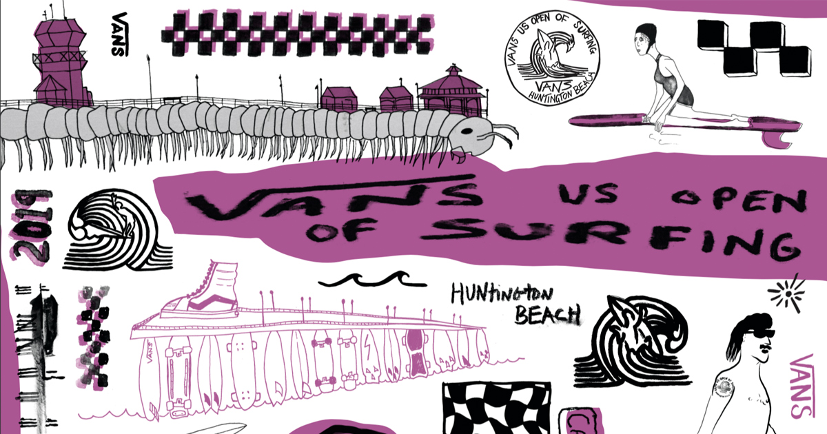 Vans US Open of Surfing | July 27th to August 4th, 2019 | Huntington